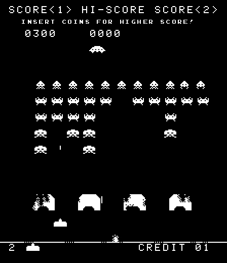 Space Invaders 2009